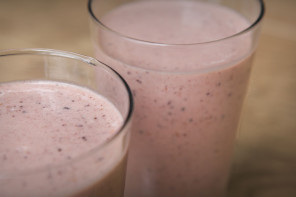 Nutrilite Recipes: BodyKey Chocolate Raspberry Shake