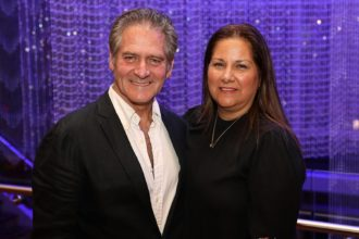 Amway Independent Business Owners Lilan Davis and Leonardo Daniel attend the New Platinum Conference.