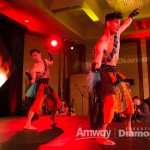 Dancers performing at the Executive Diamond Club 2015 and Diamond Club 2015 group dinner