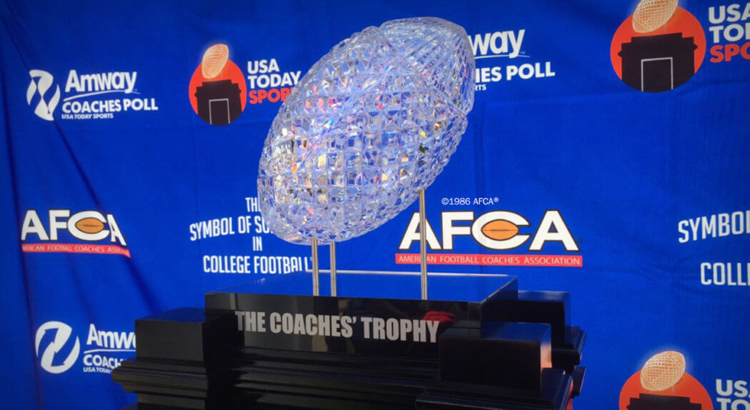 Coaches Poll Monday Morning Huddle 4 Amway Connections