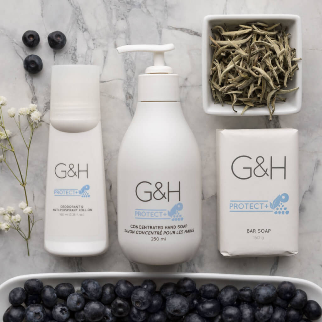 G&H Protect+ products