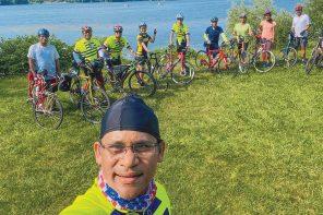The Epic Bike Ride: Ganesh Shenoy's mission of joy